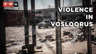 The violent looting that has swept through parts of Gauteng and KwaZulu-Natal in the last week has claimed the life of a teenager in Vosloorus.   #ShutdownSA #Vosloorus