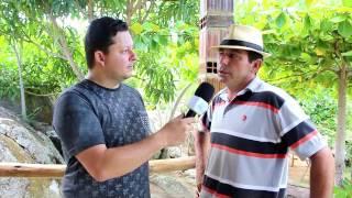 ENTREVISTA COM VENILTON PROPRIÉTARIO DO RESTAURANTE E BALNEÁRIO MIJÔNIA EM BANANEIRAS PB
