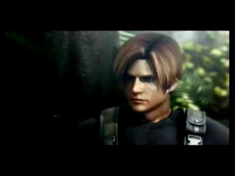 resident evil movie leon and claire relationship