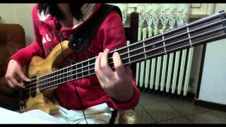 Wreck It Ralph - Sugar Rush - Bass Cover
