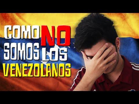 Como NO somos los VENEZOLANOS