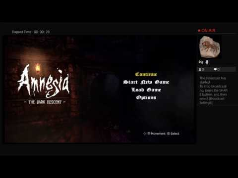 Amnesia Livestream Experience (Episode 2) I'm so sorry Neria