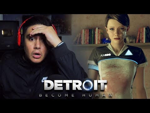 I WON'T LET YOU HURT HER AGAIN | Detroit: Become Human [3]