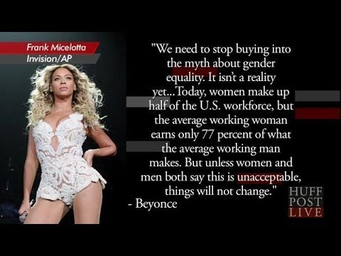 beyonce pens badass essay on gender equality  beyonce pens badass essay on gender equality