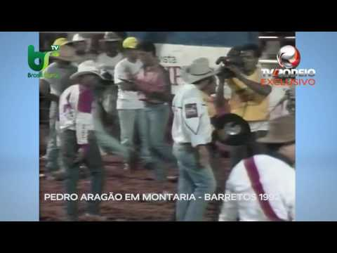 Montaria Pedro Gomes de Aragão, Barretos 1992