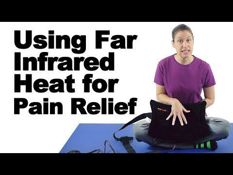 Using Far Infrared Heat for Pain Relief - Ask Doctor Jo