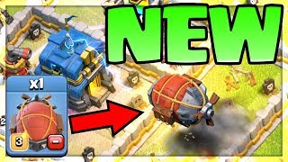 SIEGE MACHINE GAMEPLAY - Clash of Clans Town Hall 12 UPDATE Interview Part 2