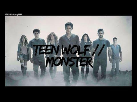 Teen Wolf || Monster