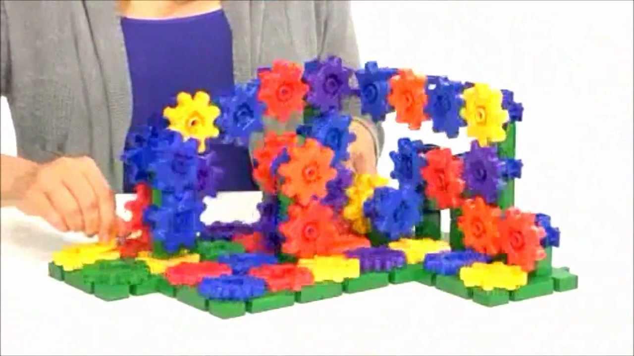 869f94b189e9 Gears Beginner s Building Set - Educational Toys Planet - YouTube