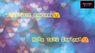 Banjarey | rahat fateh ali khan | whatsapp status