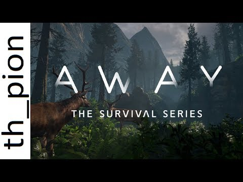AWAY: The Survival Series  Pion's Primal Perception