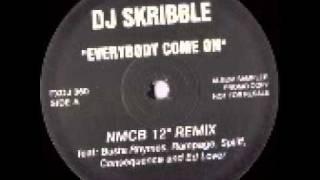 "Busta Rhymes & DJ Skribble - Everybody, Come On (NMCB 12"")"