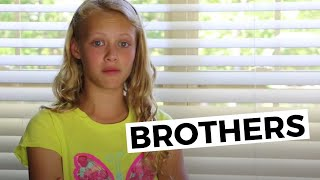 """Julia Michaels """"ISSUES"""" PARODY - BROTHERS - Dad & Daughter Spoof"""
