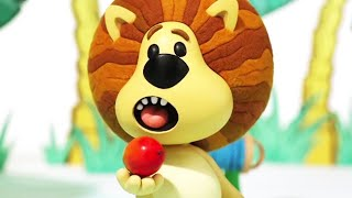 Raa Raa The Noisy Lion | Hide and Toot | English Full Episodes | Kids Cartoon | Videos For Kids 🦁