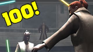 SWGEmuEdu - Ep.100 - Becoming a Jedi (Part 1)