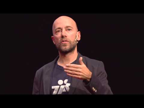 Why sharing will eventually kill you: Aris Theophilakis at TEDxOslo 2013