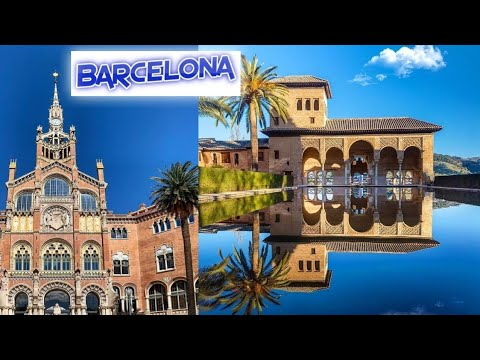 Spain Barcelona  visit travel guide 2018