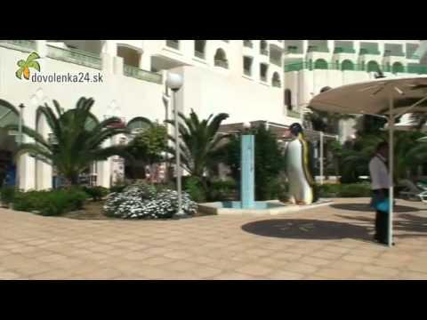 FRAM Orange Tours Tunisie Hotel El Mouradi Hammamet, Tunisie - YouTube.flv