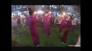 Rakhine (Arakan) traditional dance