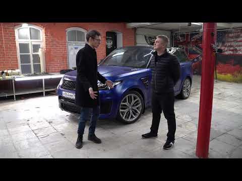Зачем и кому я продал свой Range Rover SVR