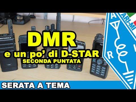 Serata a tema DMR e un po' di D-Star
