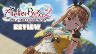 Atelier Ryza 2 (Switch) Review (Video Game Video Review)