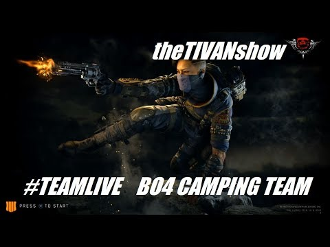 I'M SO BAD ON BO4 = LIVE WITH TIVAN and #TEAMLIVE