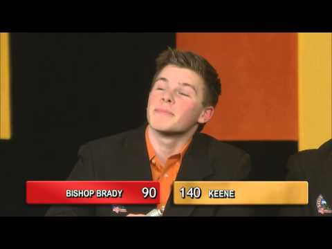 Bishop Brady High School vs. Keene High School