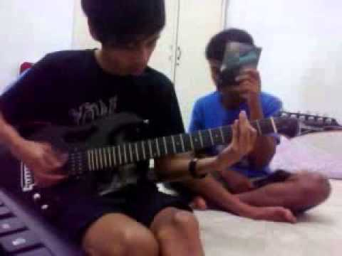 KILLING ME INSIDE   For One Last Time Guitar Cover by Irvan new