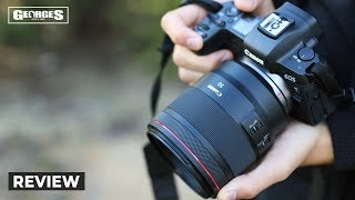 The Sharpest Canon 50mm Ever? Canon RF 50mm F1.2L Review by Georges Cameras