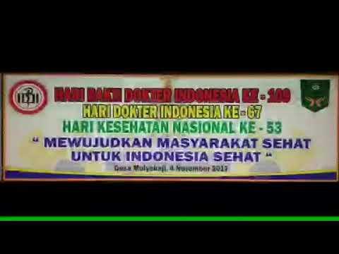 Idi Lampung tengah in action @kampung mulyo haji