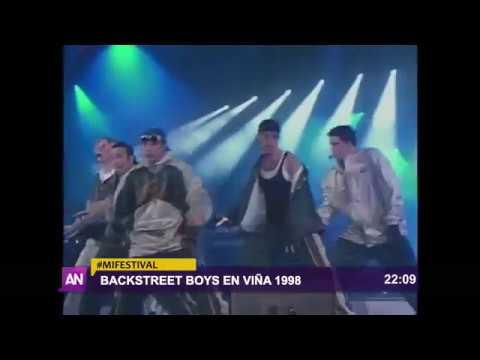 Backstreet Boys - Live from Viña del Mar 1998 Full Concert