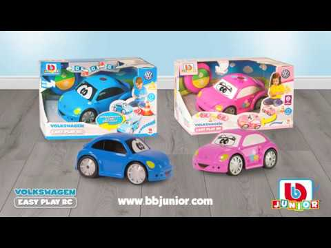 BB Junior Volkswagen Easy Play RC