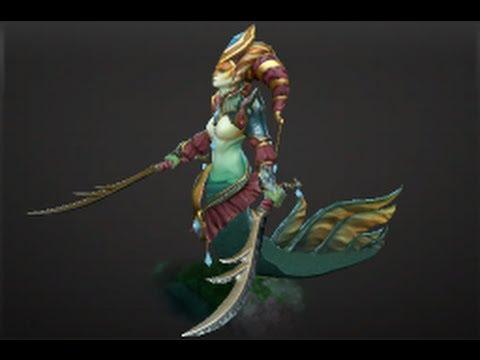 dota 2 store designs of the slithereen nobility set naga siren
