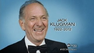 Beloved Actor Jack Klugman Dies at Age 90