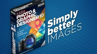 MAGIX Xara Photo & Graphic Designer 10 (INT) - Photo Editing