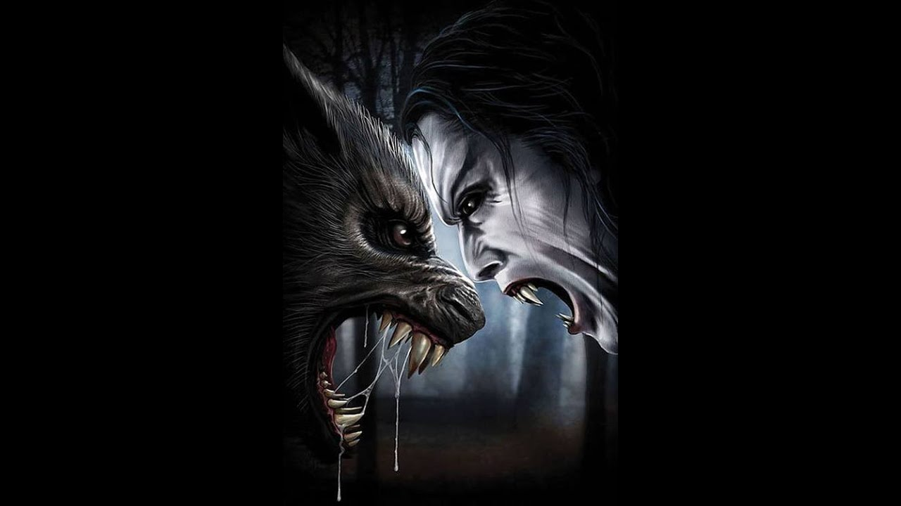 Image result for vampire vs werewolf