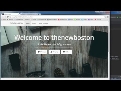 SEO for Beginners Tutorial - 7 - Using Keywords in Body Content - 동영상