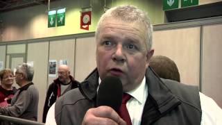 Hervé Delbarre: éleveur de moutons Charolais (78)