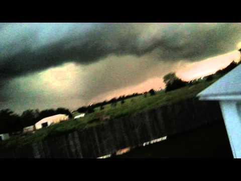 Tornado in Broken Arrow 05/30/2013