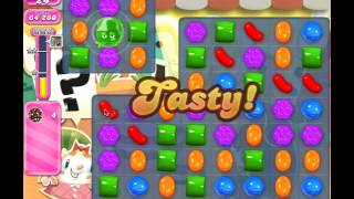 Candy Crush Level 694 (no boosters)