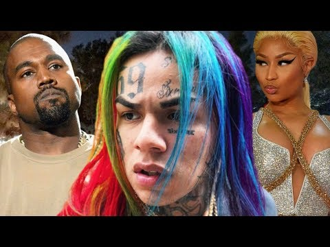 MULTIPLE Shots FIRED At Tekashi69, Kanye, Nicki Minaj Video Shoot Mp3