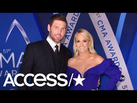 Carrie Underwood Shares Sweet Tweet For Husband Mike Fisher's Return To The Nashville Predators