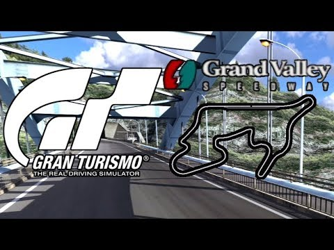Grand Valley Speedway Through the Years (Gran Turismo series)