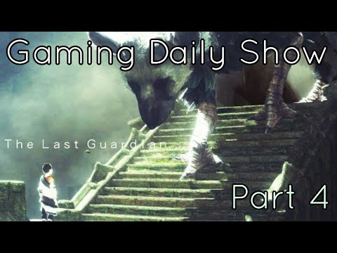 The Last Guardian: Part 4 - The unexpected beast friend [Gaming Daily Show].
