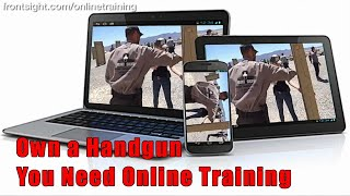 Own A Handgun You Need an Online Safety Course-Online Handgun …