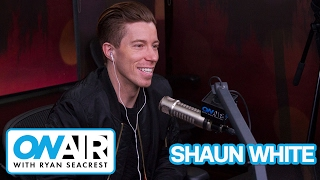 Shaun White Previews Air & Style LA, 2018 Olympics | On Air with Ryan Seacrest