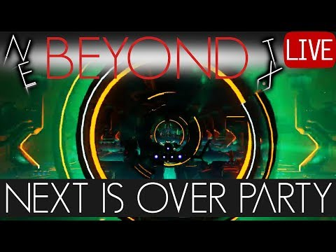 NMS Survival #47 NEXT Is Over Party!   Xaine's World NMS