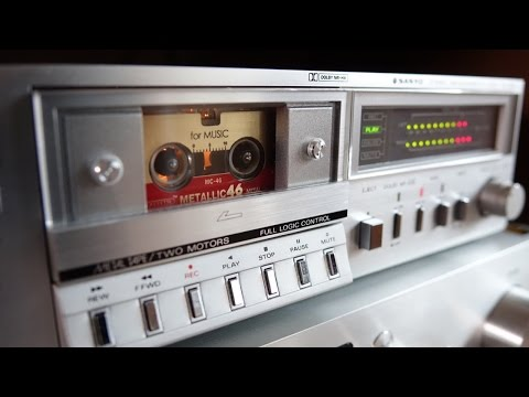 Obscure 1980s HiFi - The Stereo MicroCassette
