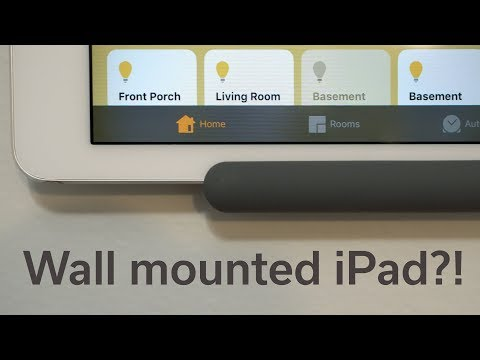 elago-home-hub-wall-mount-review---mounting-an-ipad-to-your-wall?!